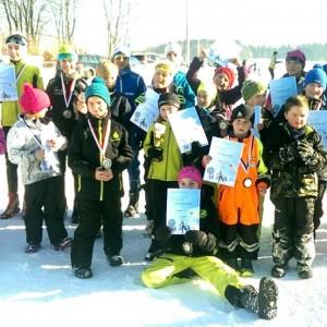 Drei Bayerwaldtitel und viele Stockerlplätze beim Penningercup gehen nach Grafenau