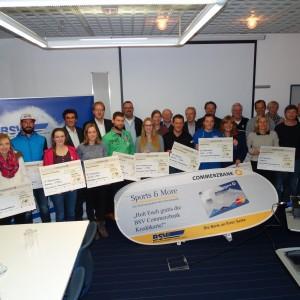 WSV Grafenau gewinnt Vereinswettbewerb des BSV in der Kategorie Biathlon