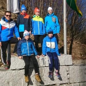 Bayerische Meisterschaft Biathlon: Einmal Gold und einmal Bronze für Grafenauer Schülerbiahtleten
