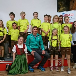 Elf Podestplätze bei der Sparkassencup Siegerehrung im Skilanglauf für den WSV Grafenau