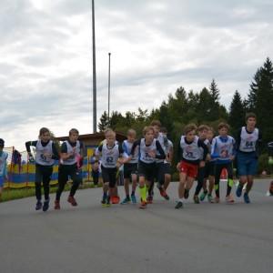 Bayerncup Biathlon in Neubau: Grafenauer Stützpunktbiathleten mischen vorne mit
