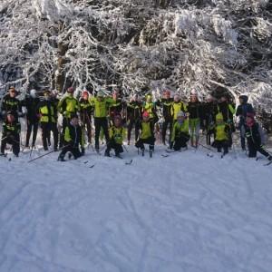 Zwoa Brettl a gführiger Schnee juche… – Trainingslager in Kubova Hut, CZ