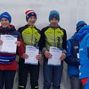 David Bauer Bayerischer Meister in der Team Staffel – Herzlichen Glückwunsch!