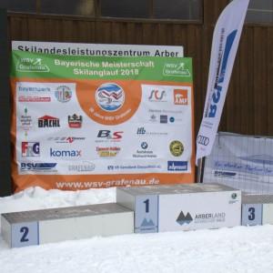 Bayerische Langlaufmeisterschaften 09.-11.02.2018 – Skilanglaufelite Bayerns zu Gast beim WSV Grafenau