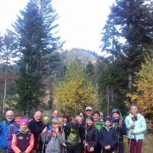 WSV Wanderung Künische Gebirge – Gr. Osser …