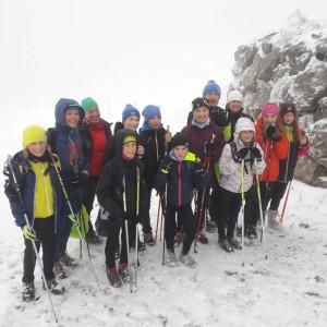 """""""Wintersportlerwürdiges"""" Trainingslager am Arber : )"""