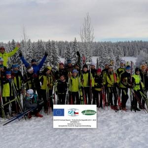 """Skilanglauftraining """"drent und herent"""""""