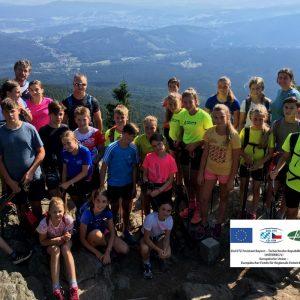 Sportler des WSV Grafenau und Skiklub Sumava (er)LEBEN grenzenlose Skilanglauffreundschaft