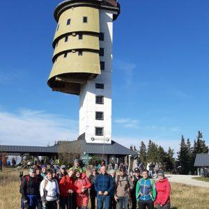 Wanderung zum Polednik (1315m)