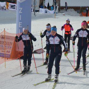 Bayerische Meisterschaft und Bayern Cup Biathlon am Arbersee