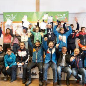 Bayerische Meister unter den Bayerwald Biathleten